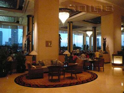 ロビー・ラウンジ - シャングリラ・ホテル・バンコクの写真