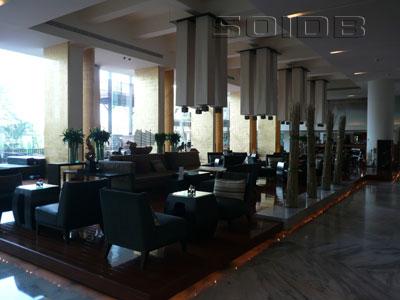 ロビー・ラウンジ - ラマダプラザ・メナム・リバーサイド・ホテルの写真