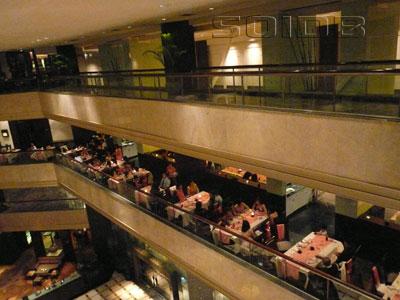 A photo of Promenade Restaurant