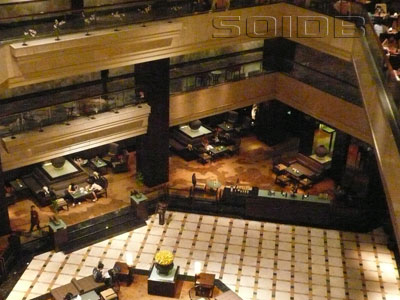 A photo of Headlines Lobby Lounge
