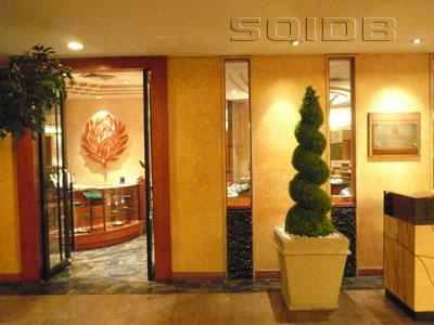 A photo of Botanica - Indra Regent Hotel