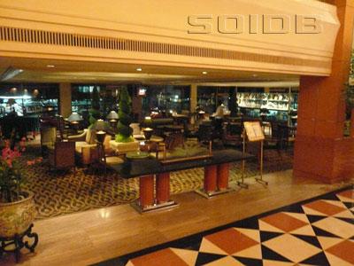 A photo of Lobby Bar & Lounge - Indra Regent Hotel