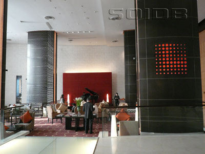 A photo of Lobby Lounge - Centara Grand at CentralWorld