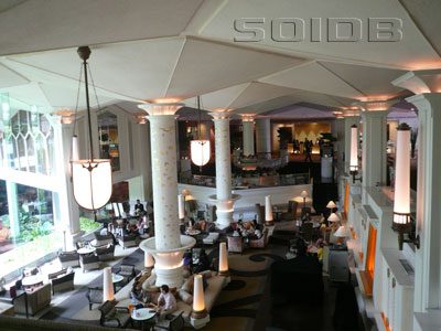 A photo of Lobby Lounge - Dusit Thani Bangkok