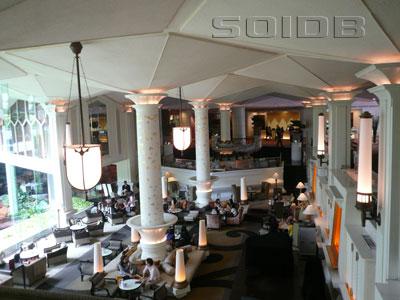 ロビーラウンジ - デュシット・タニ・ホテル・バンコクの写真