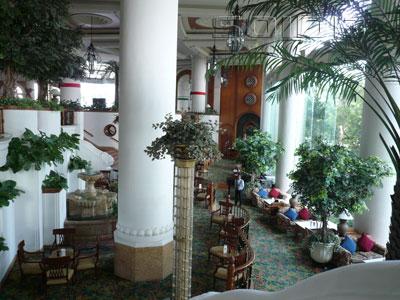 ロビー・ラウンジ - モンティエン・リバーサイド・ホテルの写真