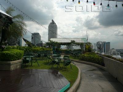 スカイ・ガーデン・レストランの写真