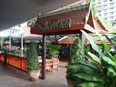 A photo of Sala Thai - River City