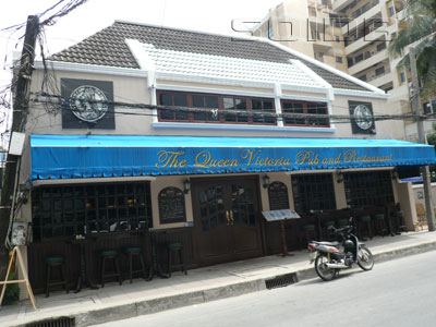 The Queen Victoria Pub and Restaurant