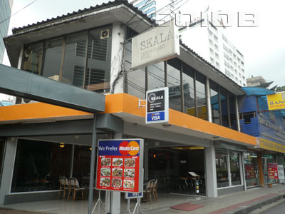 A photo of Skala Restaurant