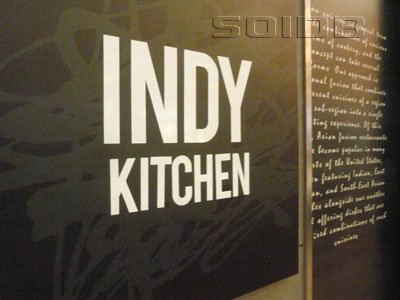 Indy Kitchen - CentralWorld