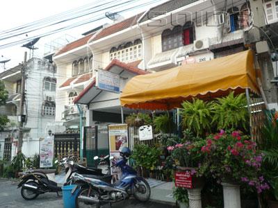 A photo of New Madras Cafe