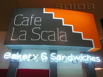カフェ・ラ・スカラの写真