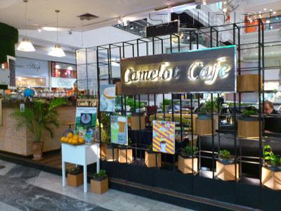 ภาพของ Camelot Cafe - อัมรินทร์พลาซ่า