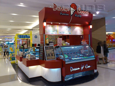 Dream Cones - Central Pinklao