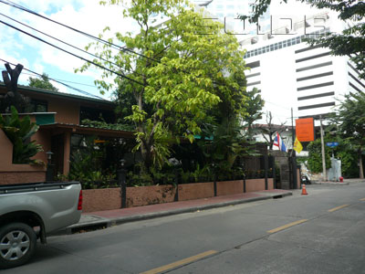 Jim Thompson Cafe