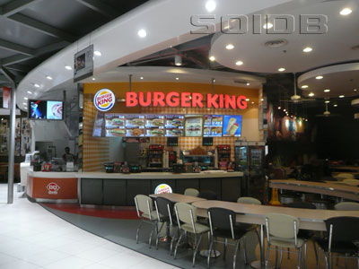 Burger King - Suvarnabhumi Airport (2)