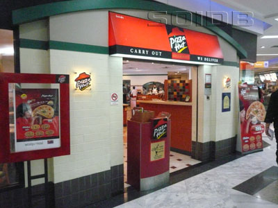 A photo of Pizza Hut - Fortune Town (Closed)