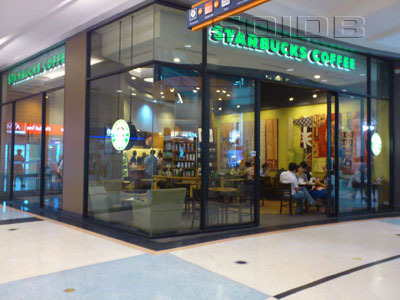 Starbucks - Central Rama 2