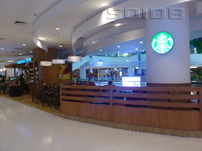 Starbucks - The Mall Bang Kapi (2)