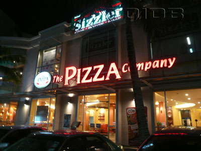 The Pizza Company - Avenue Chaengwattana