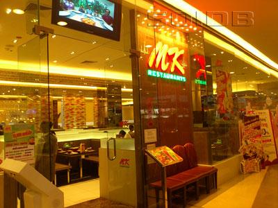 MK Restaurant, Bangkok