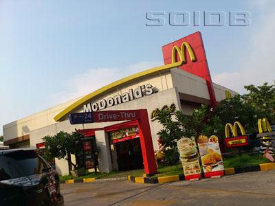 A photo of McDonald's - Esso Bangna KM.6.5