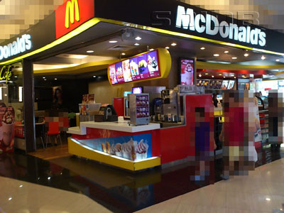 A photo of McDonald's - Major Ratchayothin