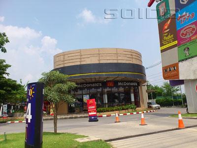 A photo of McDonald's - M Park Rangsit Klong 3