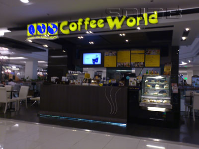 Coffee World - CentralWorld
