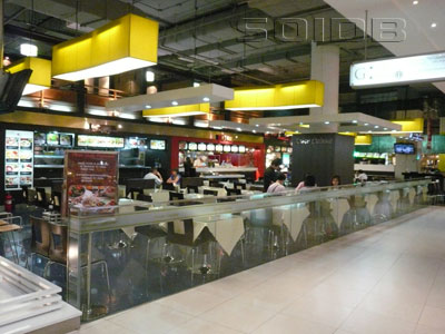 A photo of Asian Cuisine - Siam Paragon