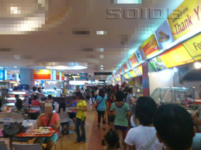 A photo of Food Court - Platinum Fashion Mall