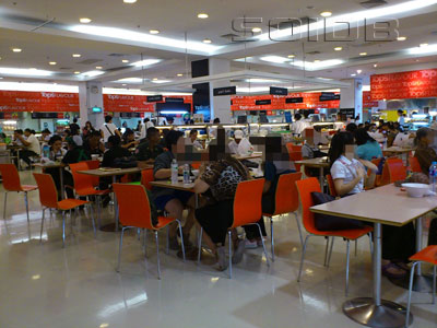 A photo of Tops Flavor Food Court - Robinson Rangsit