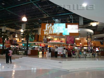 A photo of Food Island - Fashion Island