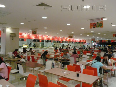 Tops Flavor Food Court - Central Pinklao