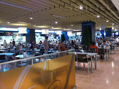 A photo of Food Hall - The Mall Thapra
