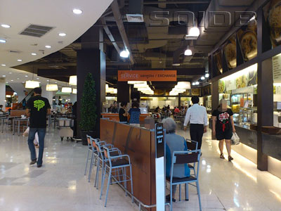 A photo of Food Hall - The Mall Bangkae