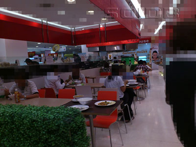 Tops Flavor Food Court - Central Chaengwattana