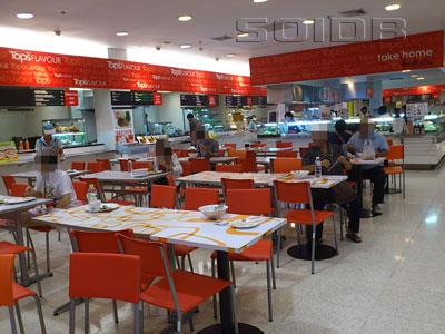 A photo of Tops Flavor Food Court - Fashion Island