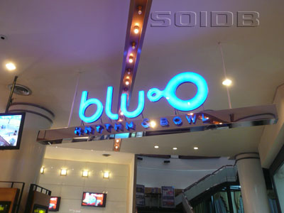 A photo of Blu-O Rhythm & Bowl - Major Sukhumvit