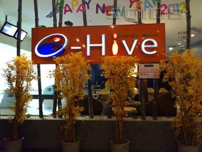 O-Hive Trendy Bowl - Major Hollywood Chaeng Watthana