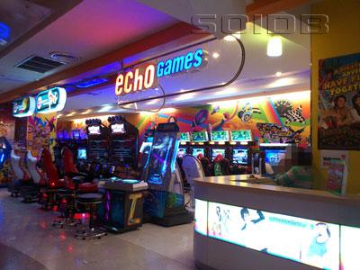 A photo of Echo Games - Future Park Rangsit