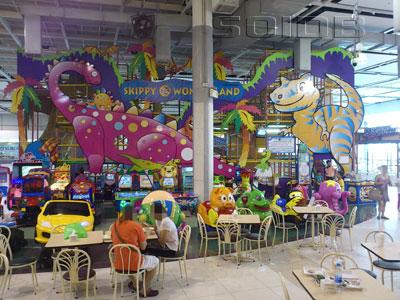 A photo of Skippy Wonderland - Fashion Island