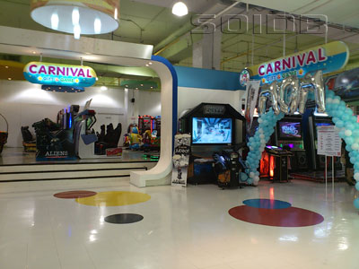 A photo of Carnival Gift & Game - The Mall Ngamwongwan