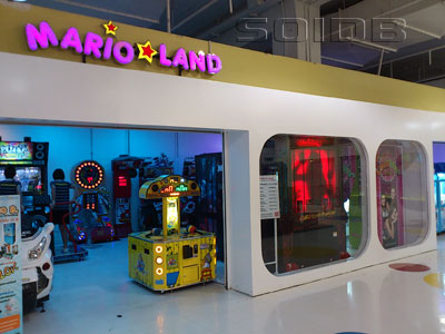 A photo of Mario Land - The Mall Ngamwongwan