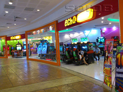 エコー・ゲームズ - セントラル・ピンクラオの写真