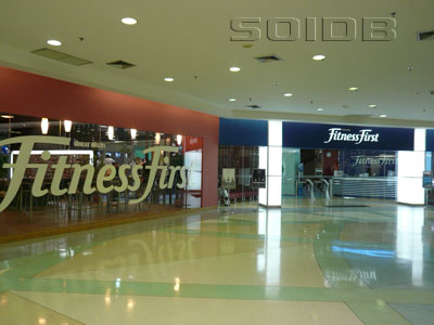 A photo of Fitness First - Fashion Island