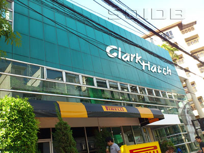 A photo of Clark Hatch - Vibhavadi