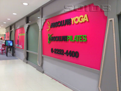 A photo of Absolute Yoga - Amarin Plaza