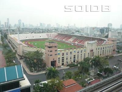 スパチャラサイ・スタジアム - ナショナル・スタジアムの写真